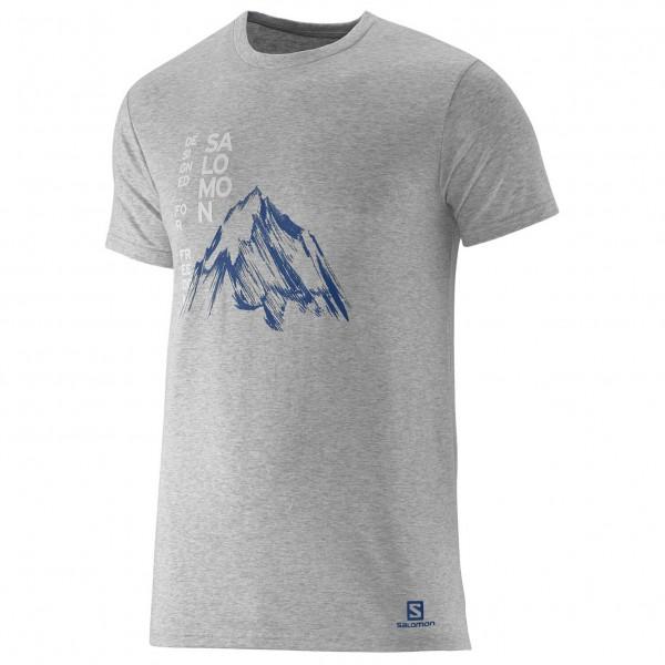 Salomon - Estampe S/S Tee - T-Shirt