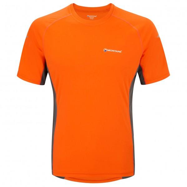 Montane - Sonic S/S T-Shirt - Running shirt