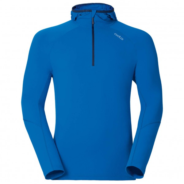 Odlo - Sillian Hoody Midlayer 1/2 Zip - Running shirt