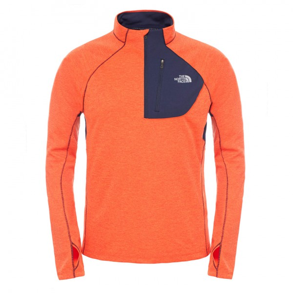 The North Face - Impulse Active 1/4 Zip - Laufshirt