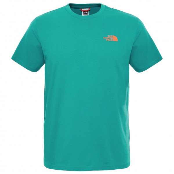 The North Face - Red Box S/S Tee - T-shirt