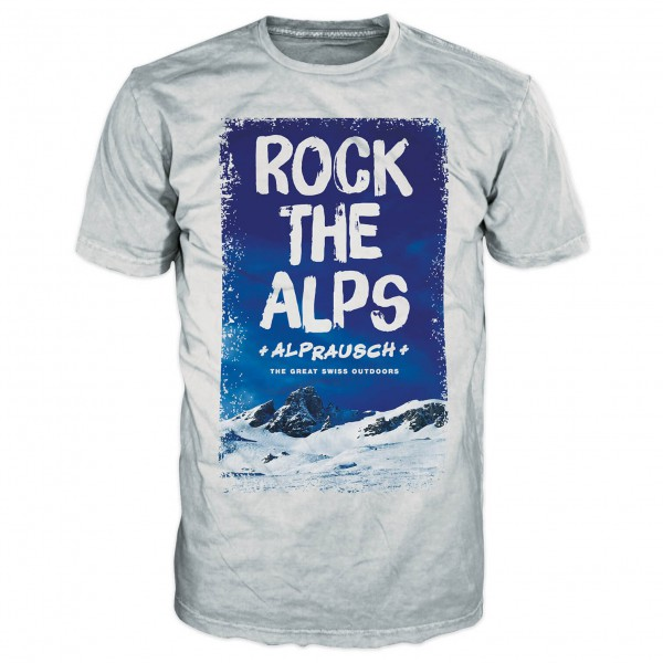 Alprausch - Rock The Alps - T-Shirt