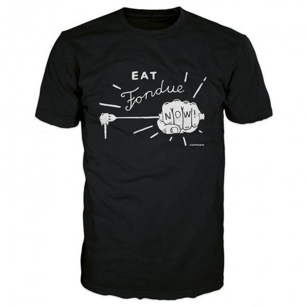 Alprausch - Fonduemaa - T-shirt