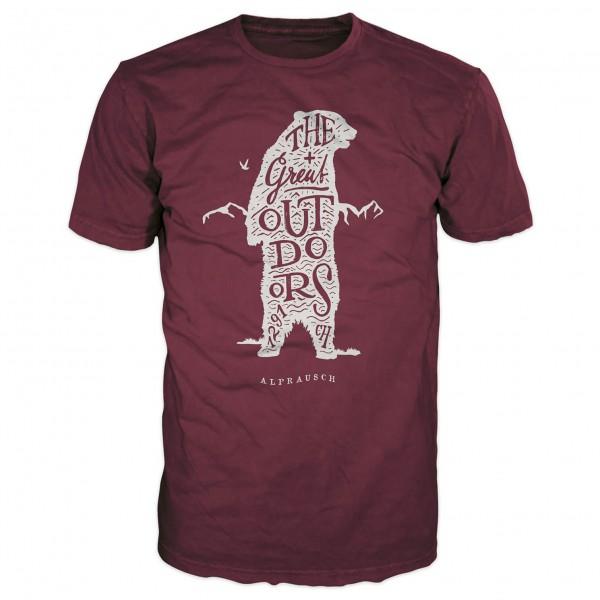 Alprausch - Wildnis - T-Shirt