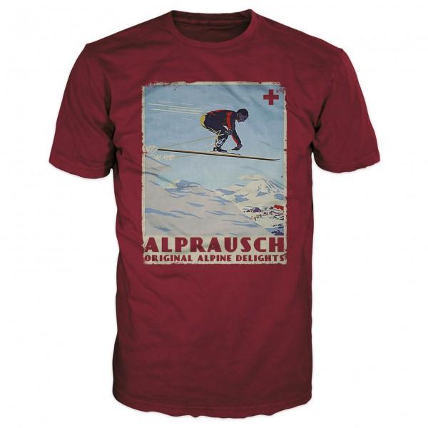 Alprausch - Schiispringer - T-paidat