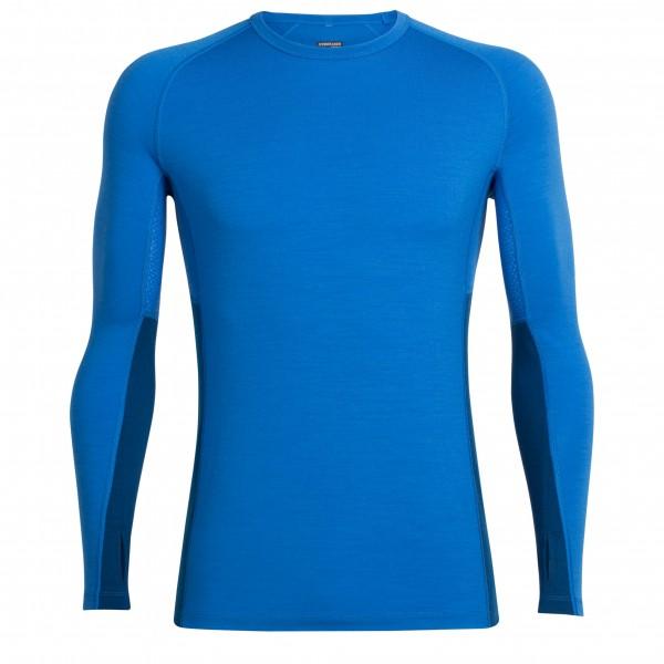 Icebreaker - Zone L/S Crewe - Joggingshirt