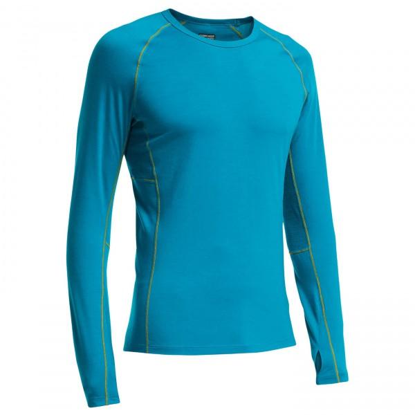 Icebreaker - Zone L/S Crewe - T-shirt de running