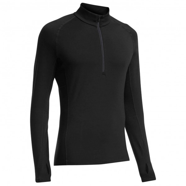 Icebreaker - Zone L/S Half Zip - Running shirt