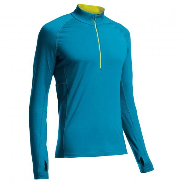 Icebreaker - Zone L/S Half Zip - T-shirt de running