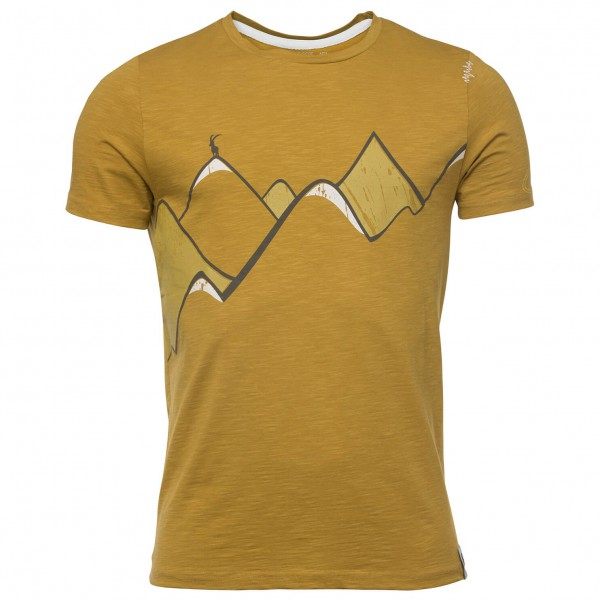 Chillaz - T-Shirt Mountain Art - T-shirt