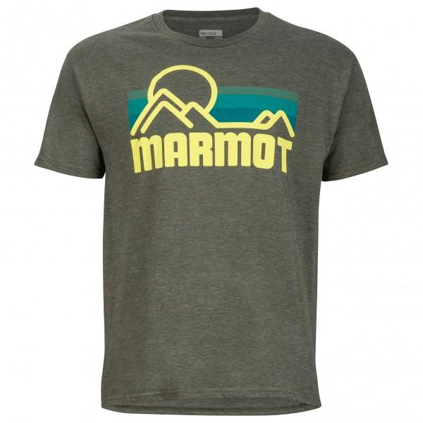 Marmot - Marmot Coastal Tee S/S - T-Shirt