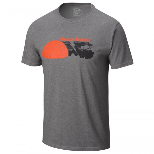 Mountain Hardwear - Mountain Tough Short Sleeve T - T-paidat