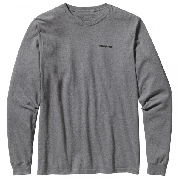 Patagonia - P6 Logo L/S - Manches longues