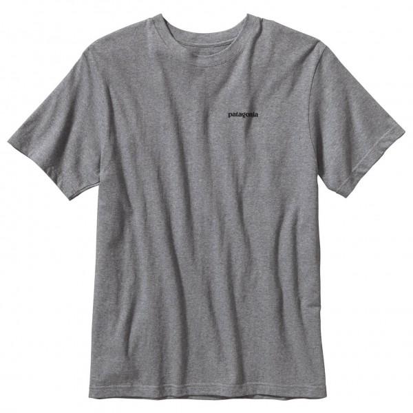 Patagonia - P6 Logo T-Shirt - T-paidat