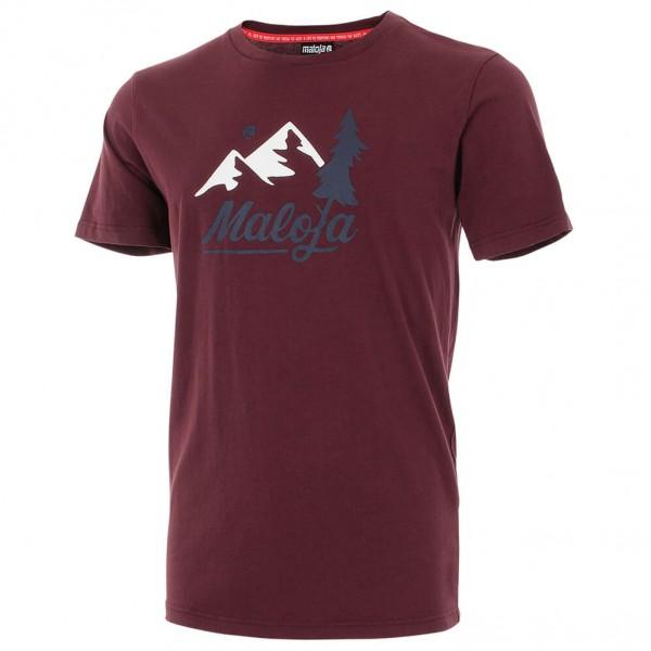 Maloja - ForazM. - T-shirt