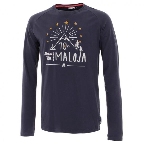 Maloja - TenYearsLongsleeveM. - Long-sleeve