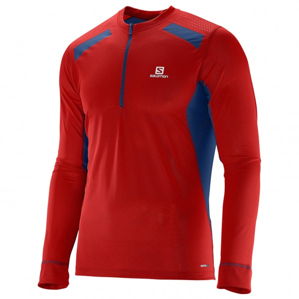 Salomon - Fast Wing LS Tee - T-shirt de running