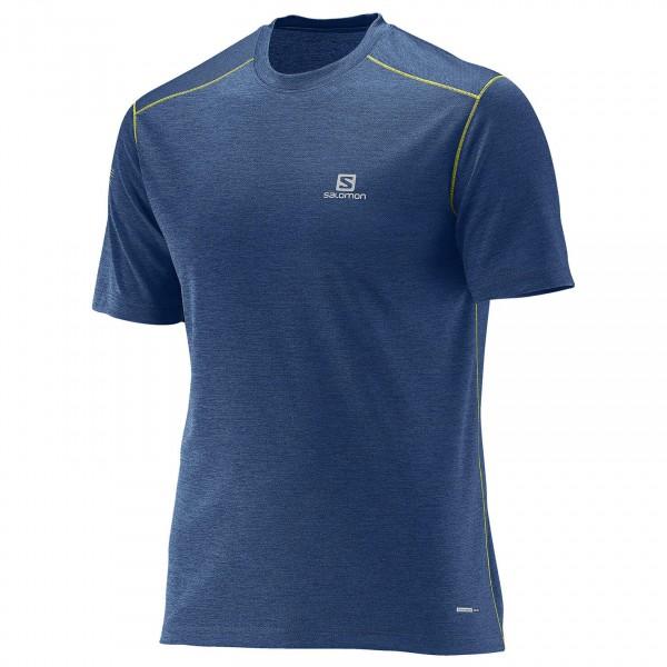 Salomon - T-Park S/S Tee - Running shirt