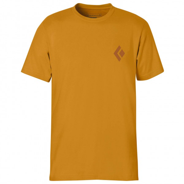Black Diamond - SS BD Icon Tee - T-paidat