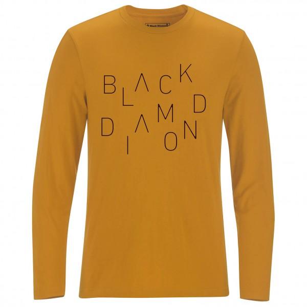 Black Diamond - L/S Scattered Tee - Long-sleeve