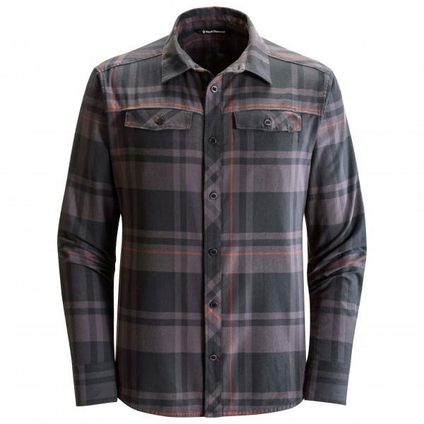 Black Diamond - L/S Stretch Technician Shirt - Long-sleeve