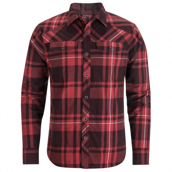 Black Diamond - L/S Stretch Technician Shirt