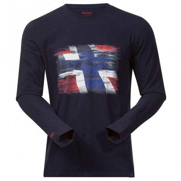 Bergans - Norway Shirt L/S - Longsleeve