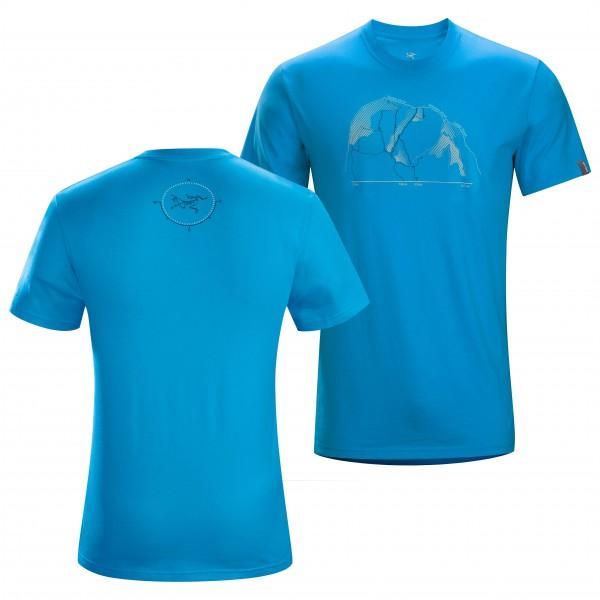 Arc'teryx - 3 Peaks S/S Crew - T-shirt
