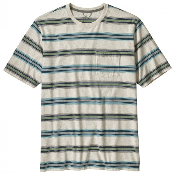Patagonia - Squeaky Clean Pocket Tee - T-shirt