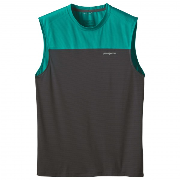Patagonia - Windchaser Sleeveless - Camiseta de running