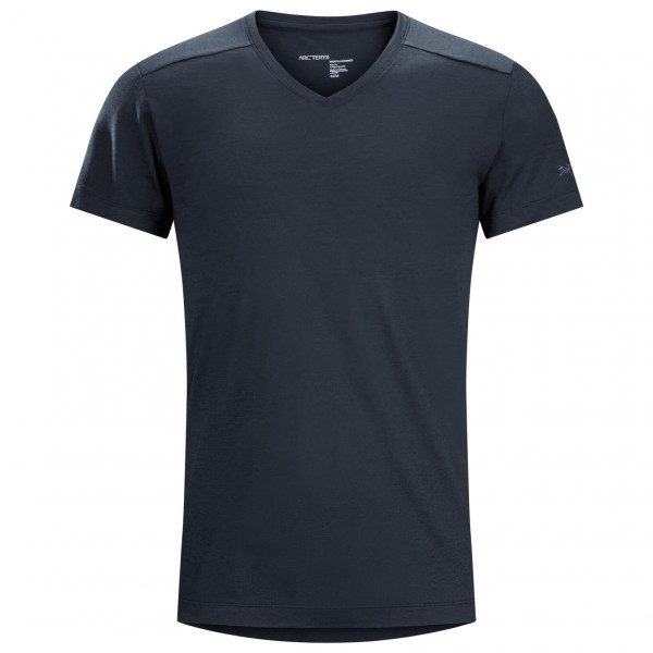 Arc'teryx - A2B S/S V-Neck - T-shirt