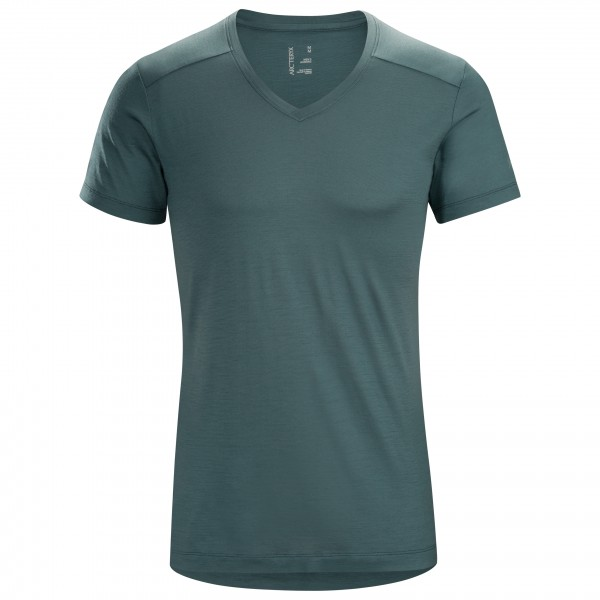Arc'teryx - A2B S/S V-Neck - T-skjorte