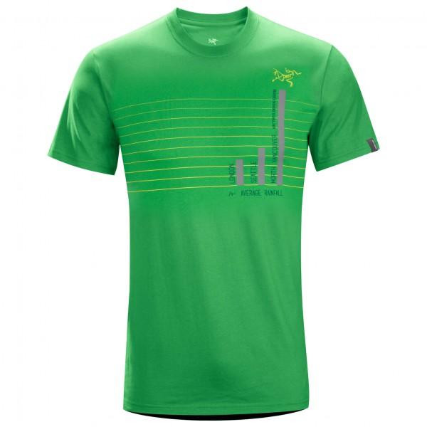 Arc'teryx - Chart S/S Crew - T-shirt