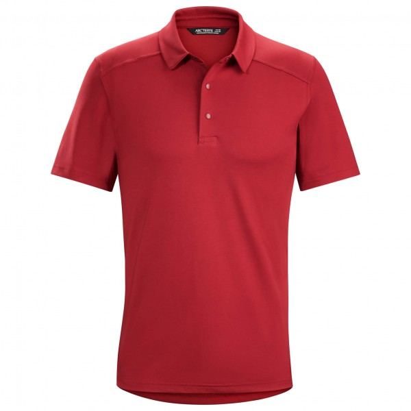 Arc'teryx - Chilco S/S Polo - Poolo-paita