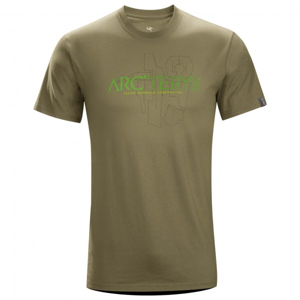 Arc'teryx - Craft S/S Crew - T-Shirt