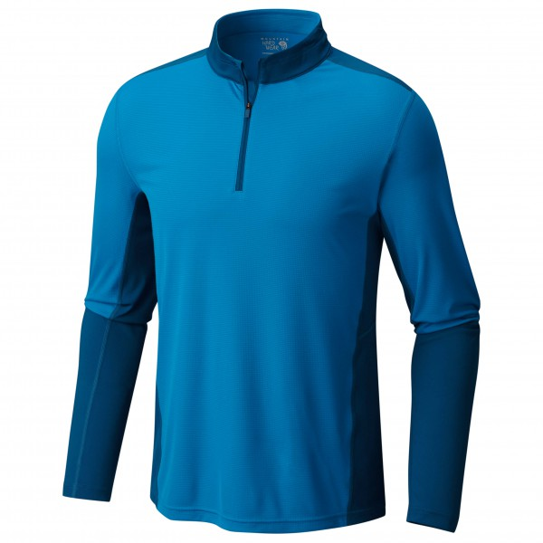 Mountain Hardwear - Photon Zip T - Longsleeve