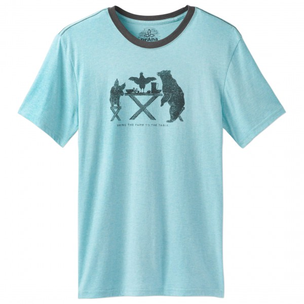 Prana - Farm to Table Ringer - T-Shirt