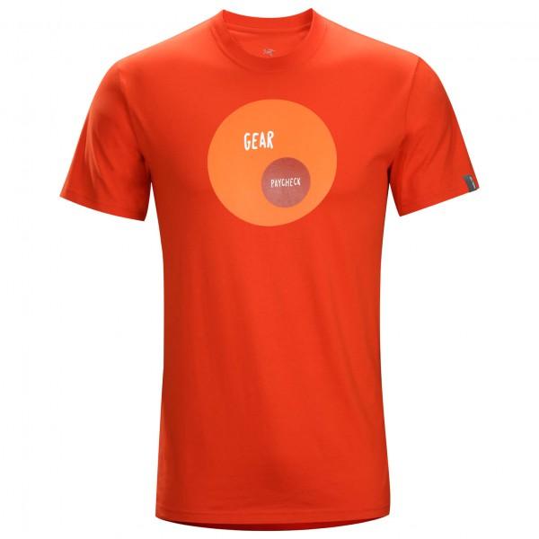 Arc'teryx - Gear Problems S/S Crew - T-shirt