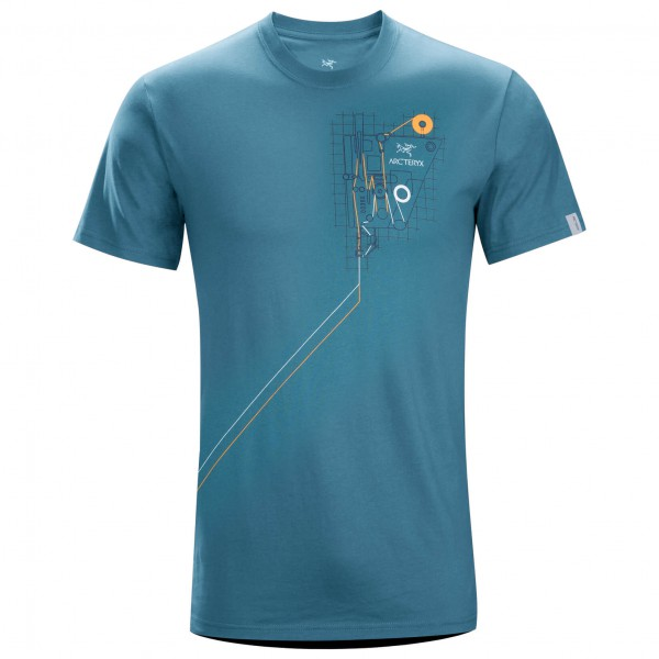 Arc'teryx - Machine S/S Crew - T-Shirt