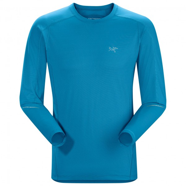 Arc'teryx - Motus Crew L/S - T-shirt de running