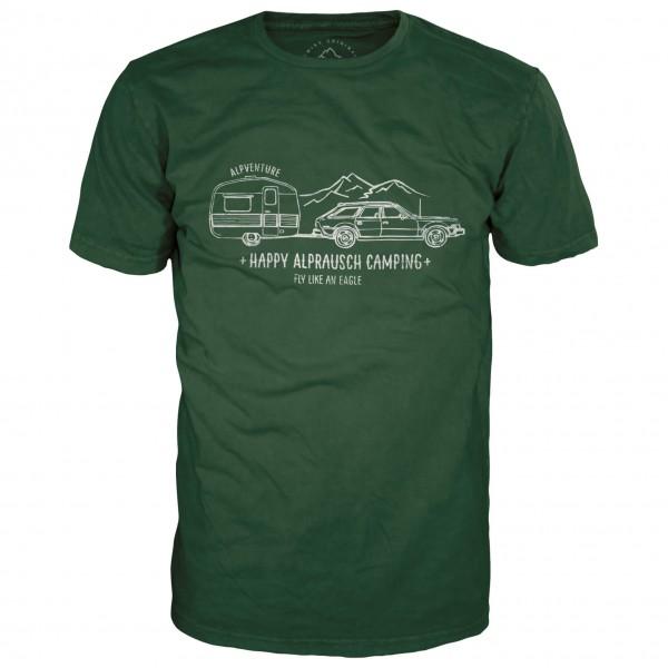 Alprausch - Bergcamper T-Shirt - T-shirt