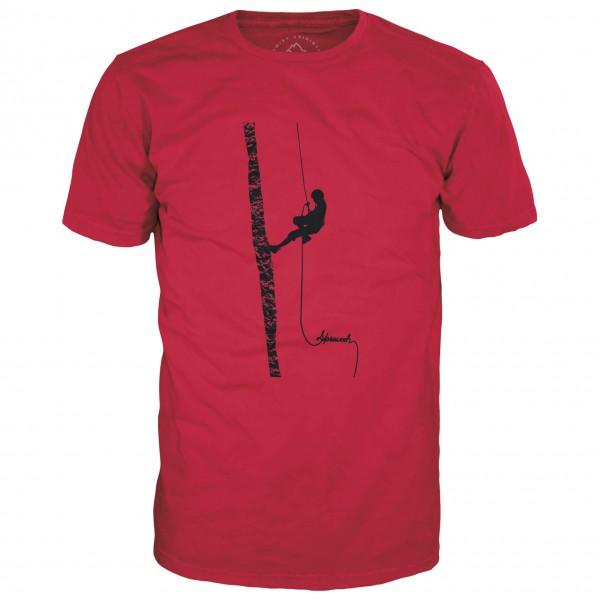 Alprausch - Chlätter Edwin T-Shirt - T-shirt
