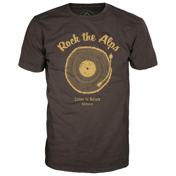 Alprausch - DJ-Alp T-Shirt - T-shirt