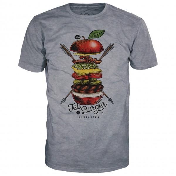 Alprausch - Tellburger T-Shirt - T-shirt