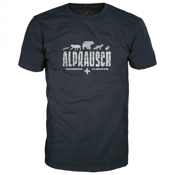 Alprausch - Tierparade T-Shirt - T-shirt