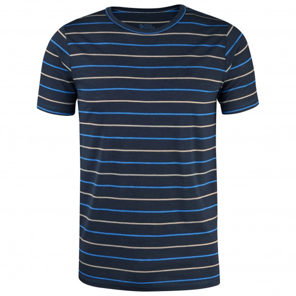 Fjällräven - High Coast Stripe T-Shirt - T-paidat