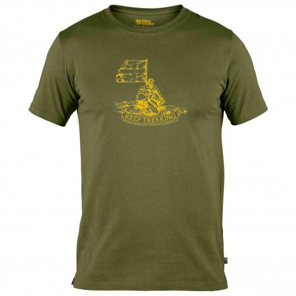 Fjällräven - Keep Trekking T-Shirt - T-paidat