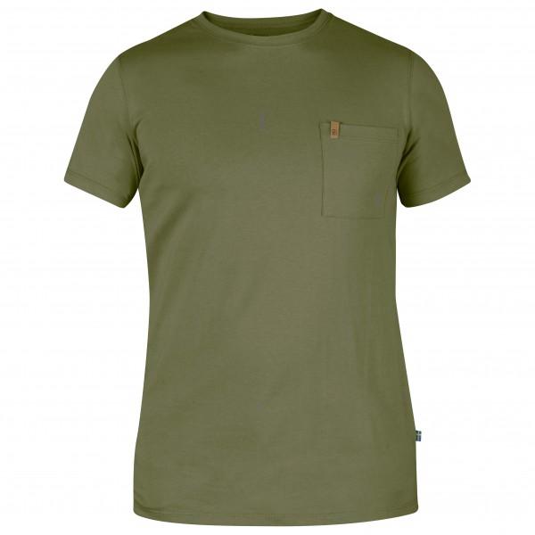 Fjällräven - Övik Pocket T-Shirt - T-paidat