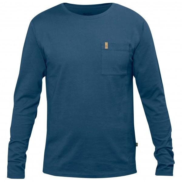 Fjällräven - Övik Pocket T-Shirt L/S - Longsleeve