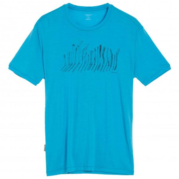 Icebreaker - Tech Lite S/S Crewe In Session - T-Shirt
